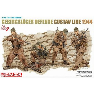 GEBIRGSJÄGER (LINEA GUSTAV 1.944)