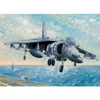 McDONNELL DOUGLAS AV-8B HARRIER II - Trumpeter 02229