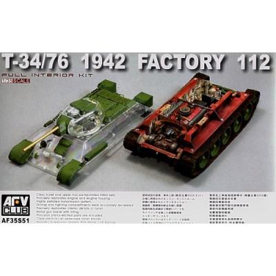 CARRO DE COMBATE T-34/76 1.942