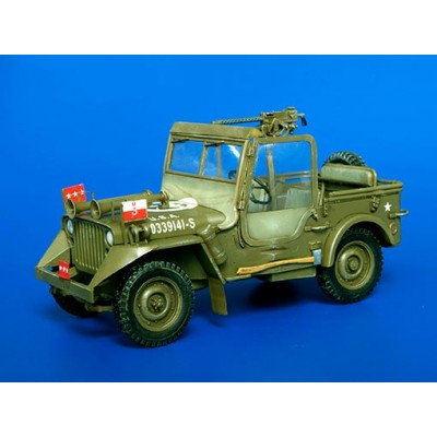KIT JEEP DE GENERAL PATTON