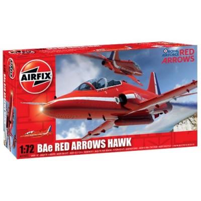 BRITHIS AEROSPACE BAe HAWK (Red Arrow)