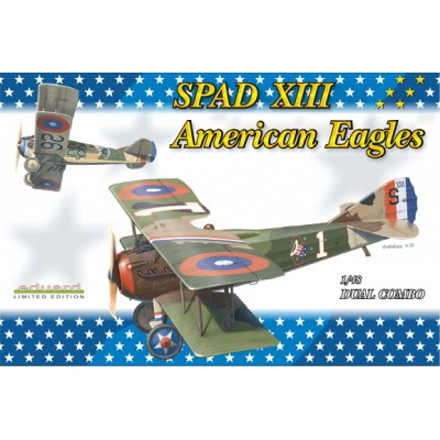 SPAD XIII ASES AMERICANOS DUAL COMBO! (2 unidades)