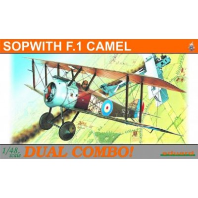 SOPWITH F.1 CAMEL DUAL COMBO! (2 unidades)