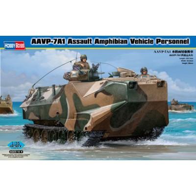 VEHICULO DE TRANSPORTE DE TROPAS ANFIBIO AAVP-7 A1