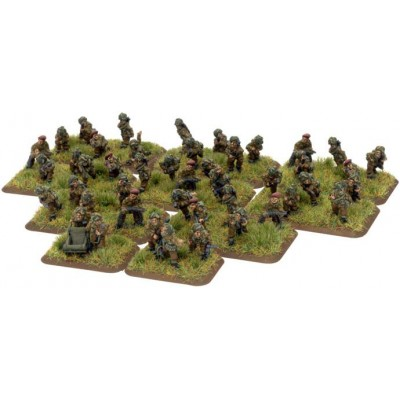 INGENIEROS REALES PARACAIDISTAS Flames of War BR806