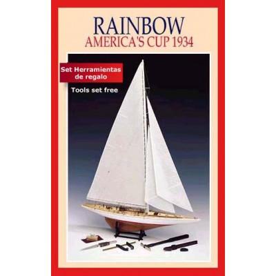 COPA DE LA AMERICA RAINBOW 1/80