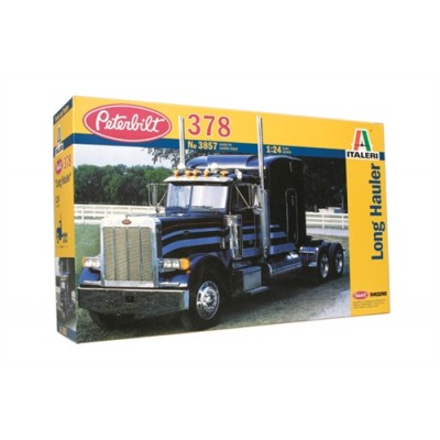 PETERBILT 378 LONG HAULER 1/24