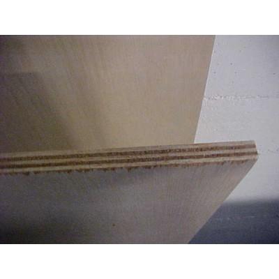 TABLERO DE CONTRACHAPADO (5 x 200 x 400 mm)