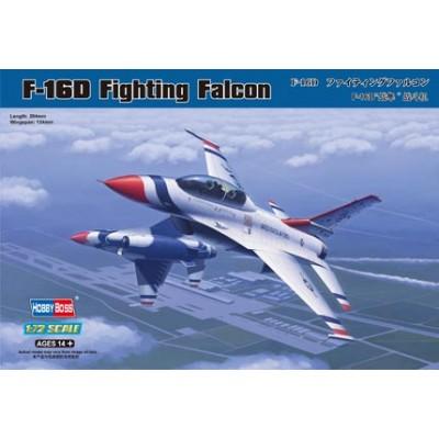 GENERAL DYNAMICS F-16 D FIGHTING FALCON THUNDERBIRD
