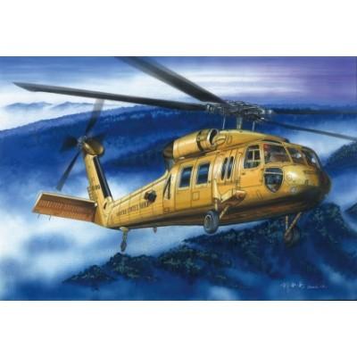 SIKORSKY UH-60 A BLACKHAWK -1/72- Hobby Boss 87216