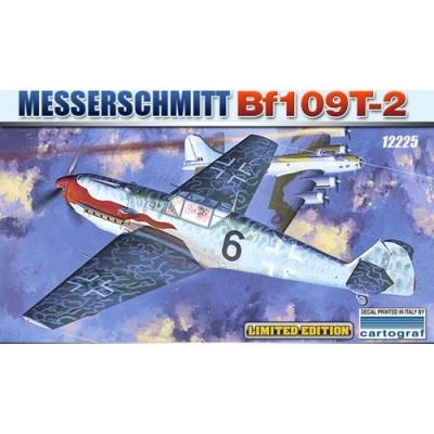 MESSERSCHMITT BF-109 T2 1/48