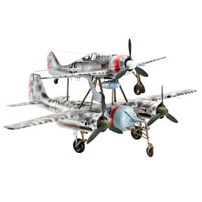 MISTEL V - FOCKE WULF TA-154 A Y FOCKE WULF Fw-190 A8