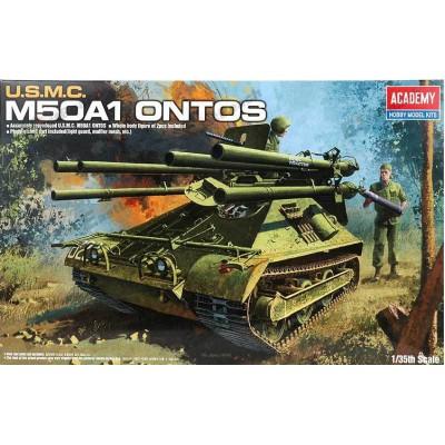 CAZACARROS M-50 A1 ONTOS - Academy 13218