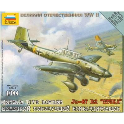 JUNKER JU-87 B STUKA