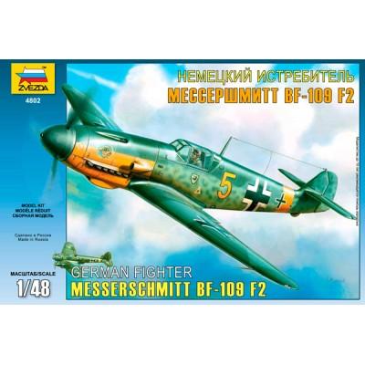 MESSERSCHMITT Bf-109 F2 / F4