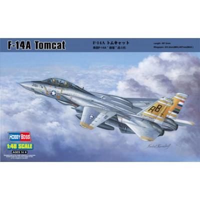 GRUMMAN F-14 A TOMCAT - Hobby Boss 80366