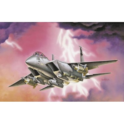 MCDONNELL DOUGLAS F-15 E STRIKE EAGLE