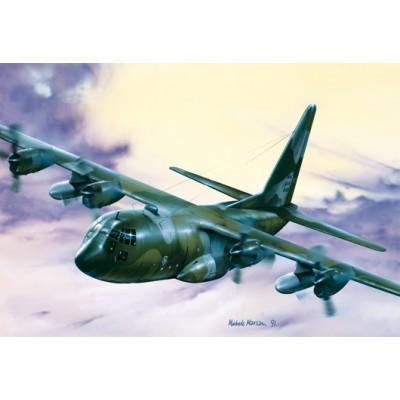 LOCKHEED C-130 HERCULES - ESCALA 1/72 - Italeri 015