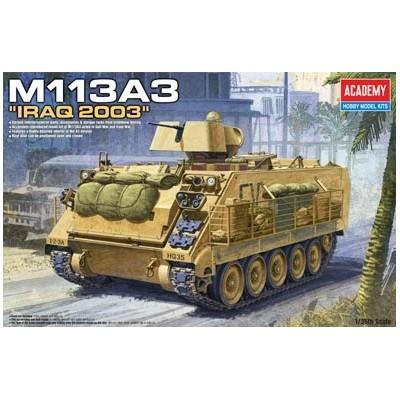 TRANSPORTE DE TROPAS M-113 A2 IRAK