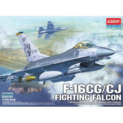 GENERAL DYNAMICS F-16 CG/CJ FIGHTINIG FALCON 1/72