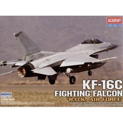 GENERAL DYNAMICS KF-16C BLOCK 52 ROK AIR FORCE 1/72