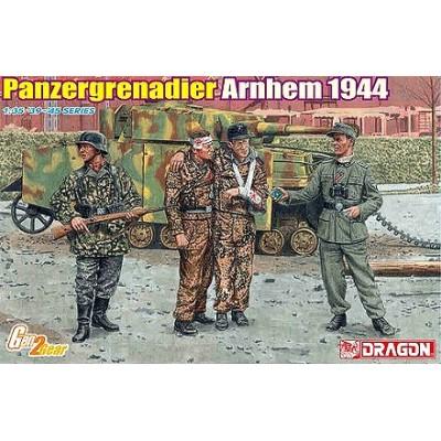 PANZERGRANADEROS ALEMANES (ARNHEM 1.944)