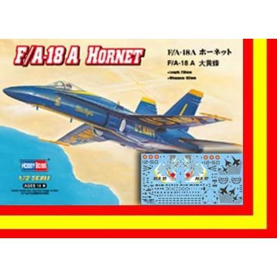 CALCAS EF-18 A HORNET ALA Nº12 (50 Años Torrejon) 1/72