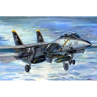 GRUMMAN F-14 B TOMCAT (BOMB-CAT) -1/32- Trumpeter 03202