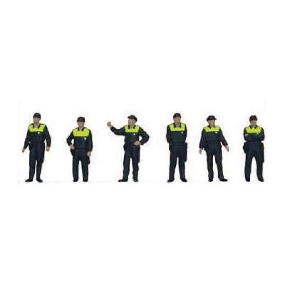 POLICIA MUNICIPAL (6 FIGURAS) HO