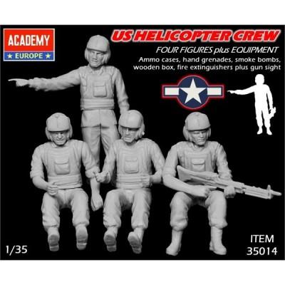 TRIPULACION DE HELICOPTERO U.S.Army - Academy 35014