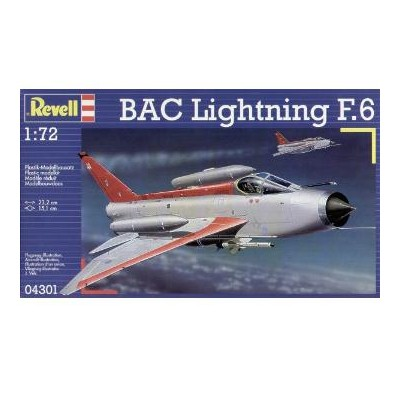 BAC ELECTRIC LIGHTNING F.6