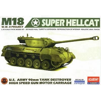CAZACARROS M-18 SUPER HELLCAT (90 mm)