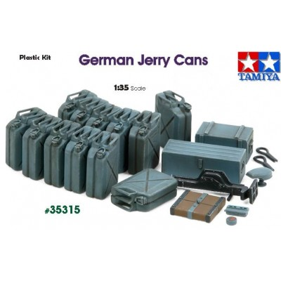 SET JERRY CAN (Iniciales)