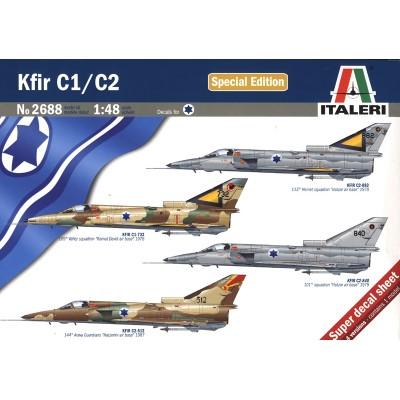 I.A.I. KFIR C1/C2