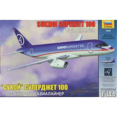 SUKHOI SUPERJET 100 1/144