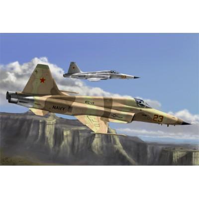 NORTHORP F-5 E TIGER II - escala 1/72 - hobbyboss 80207