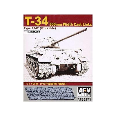 ORUGA T-34 (500 mm) TYPE 1.942 - AFV AF35173