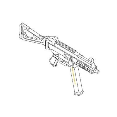 FUSILES UMP.45 (6 unidades)