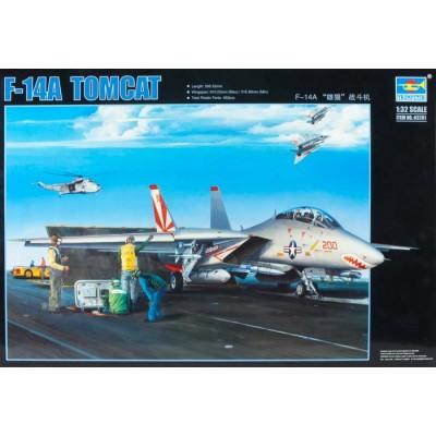 GRUMMAN F-14 A TOMCAT -1/32- Trumpeter 03201