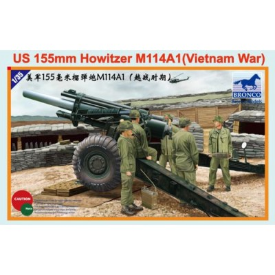 OBUS M-114 A1 (155 mm) Vietnam
