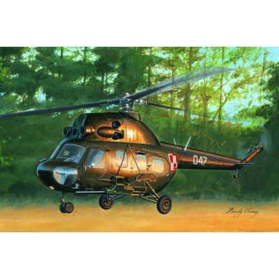 MIL MI-2 US HOPLITE (Version Artillada)