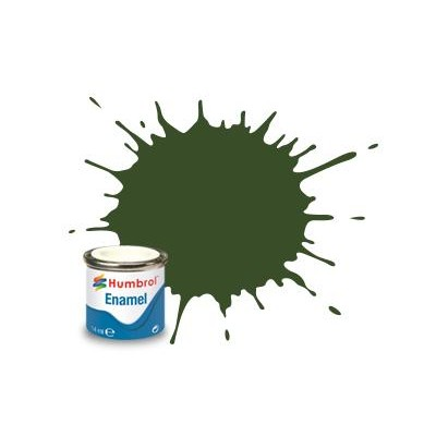 PINTURA ESMALTE RLM 71 VERDE OSCURO (14 ml)