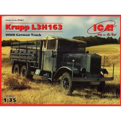 CAMION KRUPP L3H163