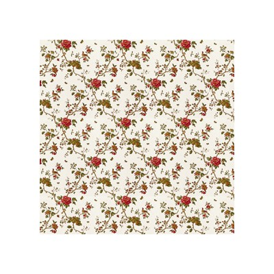 PAPEL PARED ROSAS (300 x 470 mm)