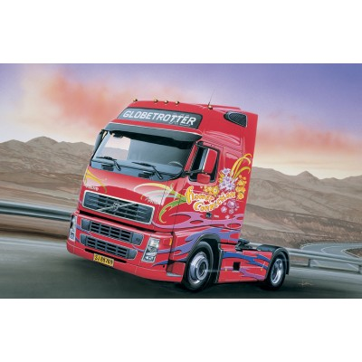 VOLVO FH-16 GLOBETROTTER XL 1/24