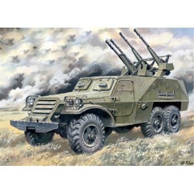 CAMION BLINDADO BTR-152 D