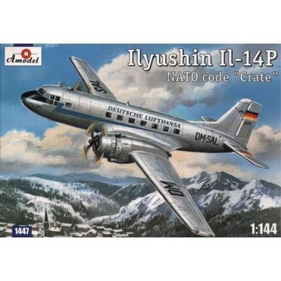 ILYUSHIN IL-14 P CRATE 1/144