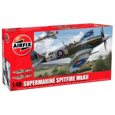 SUPERMARINE SPITFIRE MK-XII 1/48 - Airfix A05117