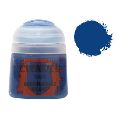 PINTURA ACRILICA BASE MACRAGGE BLUE (12 ml)