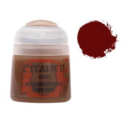 PINTURA ACRILICA BASE MOURNFANG BROWN (12 ml)
